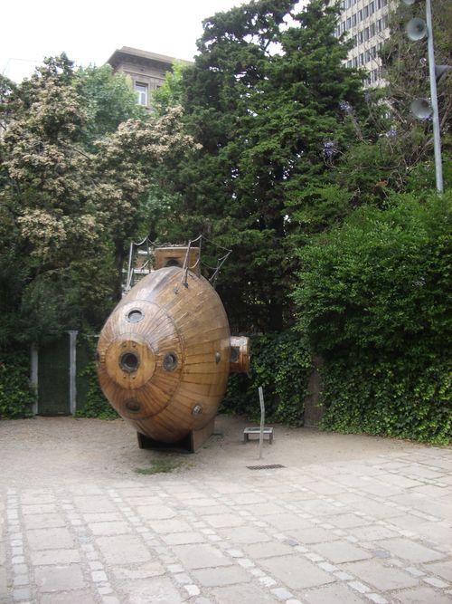 Maritime Museum - Barcelona - 5/22/2009